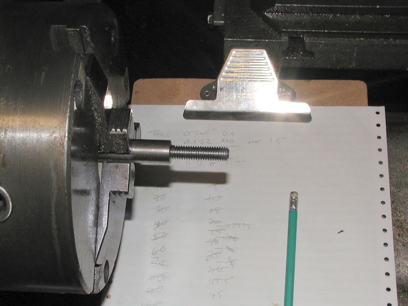 how to make a lathe taper attachment
